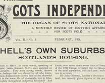 The Scots Independent